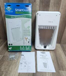 PetSafe Electronic Smart Pet Dog Door Small up to 15lbs