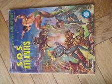 SOS Atlantis - Lug - Stan Lee - 1984 - Aventure des Fantastiques n°34
