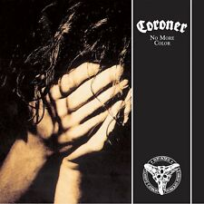 CORONER - NO MORE COLOR   VINYL LP NEU