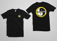 Retro T&C Surf Designs Hawaii Black Shirt size S,M,L,XL,2XL
