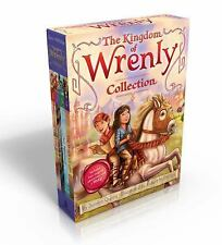 The Kingdom of Wrenly Collection (Includes four magical adventures and a map!):