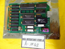 Fusion Systems PWB 248401 Rev. F 8086 CPU Card Used Working
