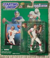 Starting Lineup STEVE YOUNG Mosc San Fransisco 49ers Figure