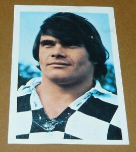 #171 RONDEPIERRE SOUCAILLE SC PAMIERS RECUPERATION AGEDUCATIFS RUGBY 1971-1972