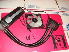 Corsair H80i GT Hydro Series Liquid CPU Cooler CW-9060017-WW h1694