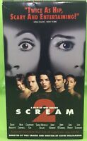 SCREAM 2 VHS 1996 Courtney Cox Campbell David Arquette Neve Campbell Sarah Miche