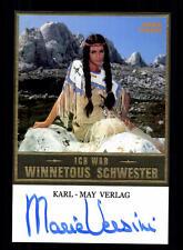 Marie Versini Foto Original Signiert ## BC 80661