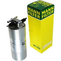 Original MANN-FILTER Kraftstofffilter WK 7002 Fuel Filter