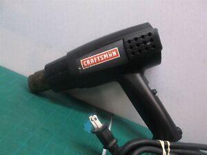 Craftsman172.33266 2 stage General Purpose Heat Gun 1300 watt