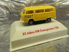 ** Brekina 33003 25 Year VW Transporter T2b Yellow  1:87 HO Scale