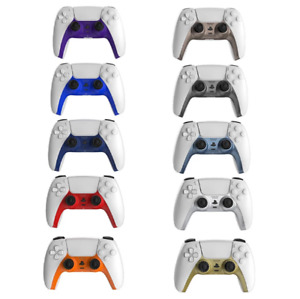 ABS Middle Trim for PS5 Playstation 5 DualSense Controllers (10 Color Options)