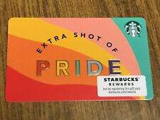 NEW STARBUCKS 2020 PRIDE GIFT CARD VERY LIMITED