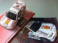 Decal 1 43 FORD ESCORT COSWORTH N°24 Rally WRC monte carlo 1993 montecarlo