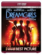 NEW Dreamgirls HD+DVD, 2007 2-Disc Set, Showstopper Edition DREAM GIRLS Beyonce