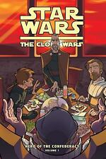 Star Wars: The Clone Wars: Hero of the Confederacy 1: Breaking Bread-ExLibrary