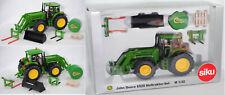 Siku Farmer 3652 John Deere 6520 Hoftraktor-Set Agritechnica 2005 Werbemodell