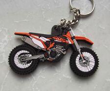 KTM SX SXF XC XCF 65 85 105 125 150 250 350 450 Motocross Moto-X porte-clés