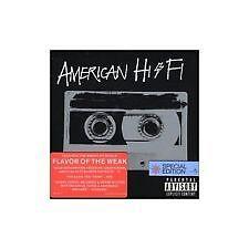 American Hi-Fi (2006, CD NEW AND SEALED )