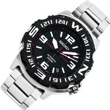 Seiko Superior Automatic 100M Men's Stainless Strap Watch