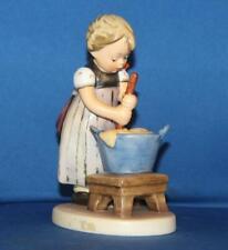 "Hummel Goebel 330 Baking Day 5.25"" Figurine TMK7 Kneading Dough"