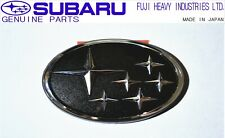 SUBARU GC8 Impreza WRX Front Emblem Badge OEM STI