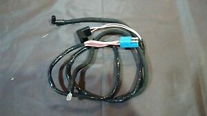 66 Ford Fairlane v8 Engine Gauge Feed Wiring Harness   1966 289 352