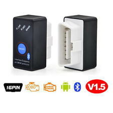 ELM327 V1.5 Bluetooth obd2 adapter With PIC18F25K80 chip ON/OFF Power Switch