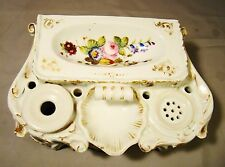 Old Paris Porcelain Second Empire Inkwell c1850-1870