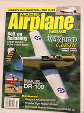 Model Airplane News Magazine 2nd Annual Warbird Classic October 1999 041517nonrh