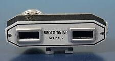 Watameter Entfernungsmesser meter analog - (40410)