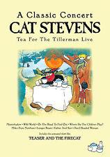 CAT STEVENS New Sealed LIVE 1971 CONCERT & MORE DVD