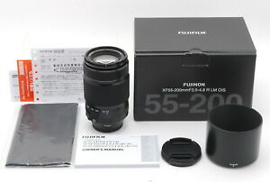 New warranty include Fuji Fujinon XF 55-200mm 3.5-4.8 R LM OIS Lens from Japan