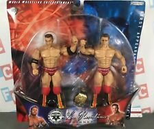 WWE Wrestling Jakks Ruthless Wrestlemania 20 La Resistance Figures Dupree Conway