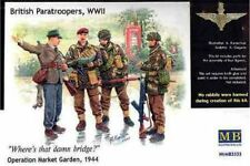 MasterBox MB3533 1/35 British Paratroopers, WWII Where's that damn bridge?