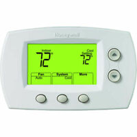 Honeywell TH6320R1004 FocusPRO Wireless 5-1-1 Day Programmable Thermostat Only