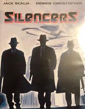 The Silencers - DVD - Jack Scalia Movie - 1996 UFO Roswell Aliens RARE REGION 4