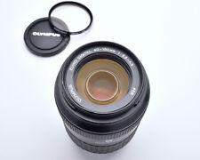 Olympus Zuiko Digital 40-150mm f/3.5-4.5 Zoom Lens Caps & Filter (#4230)