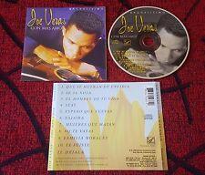 Latin JOE VERAS *** Con Mas Amor *** ORIGINAL 1996 USA CD