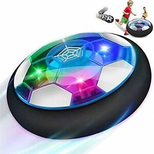 LED Hover Indoor Kids Football Game Soft Foam Toy Soccer Ball Gift 2-12 Years
