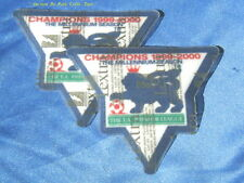 Lextra EPL Manchester United 1999-2000 Champion Arm Patches