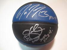 DANA TAURASI & SWIN CASH signed UCONN Univ CONNECTICUT Huskies NCAA Basketball