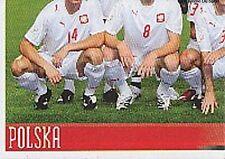 N°231 VIGNETTE PANINI EQUIPE 3/4 POLAND POLSKA EURO 2008  STICKER