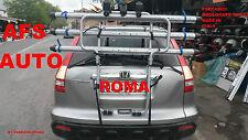 PORTABICI POSTERIORE 3 BINARI HONDA CR-V ANNO 2010 X 3 BICI UOMO DONNA AFS ROMA