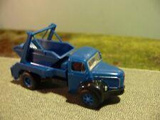 1/87 Brekina Berliet GLR 8 Absetzkipper enzianblau/schwarz 85392