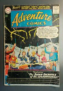 Adventure Comics #312 ! DC 1963 ! SUPERBOY AND THE LEGION ! hayfamzone