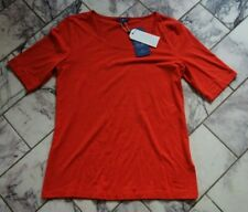 ♛   TOM TAILOR   ♛ hübsches T-shirt ♛ BW / Modal / Stretch  ♛  Gr. L  ♛  NEU