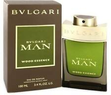 Bvlgari Man Wood Essence 3.4 Fl.oz / 100ml Eau De Parfum Spray Men, NEW Sealed