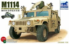 Cb35080 1/35 Bronco m1114 up-ARMORED tactical vehicle