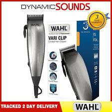 Wahl 79305-2317 Vari Clip Mens Corded Hair Clipper Kit, Taper Control, Pouch Set