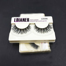 Real Mink Natural Long Black Eye Lashes Fake False Eyelashes Popular hot